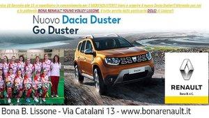 Vieni a scoprire il nuovo Duster a Lissone